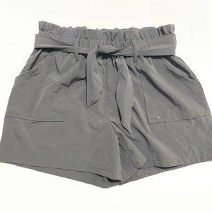 🥳 4/30 | Grey Justice Paper Bag Shorts